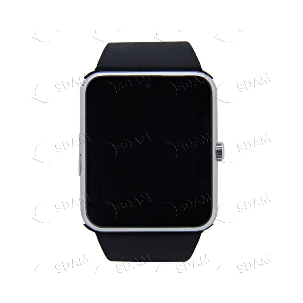 Смарт часы GT08 (серебряные)